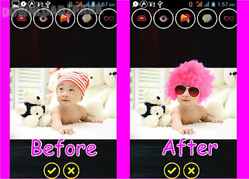 Fz face changer Android App free download in Apk