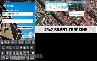Gps tracker (mapme.net)