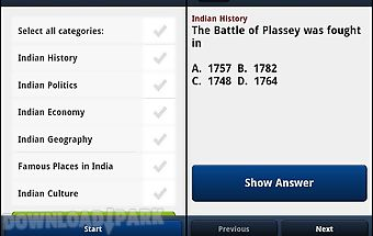 India gkquestions