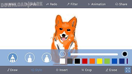 sketch kit - drawing app