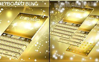 Bling for go keyboard