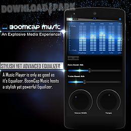 boomcap music player + flac eq