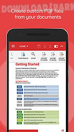 Officesuite + pdf editor Android App free download in Apk