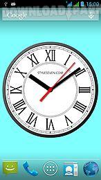 roman clock live wallpaper-7