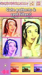 scrapbook collage maker