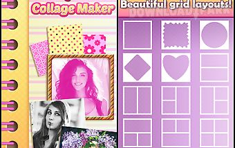 Scrapbook collage maker
