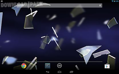 shattered glass 3d lwp