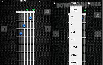 Chords dictionary guitar