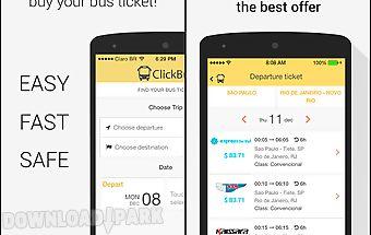 Clickbus - bus tickets