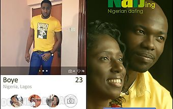 Naijing - free nigerian dating