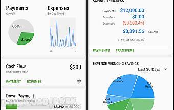 Saving made simple - money app