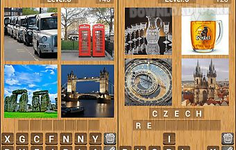 4 pics 1 country