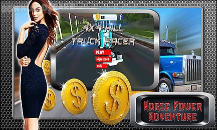 4x4 hill truck racer