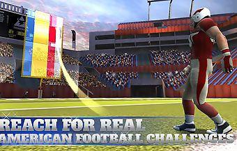 American football: kick 2015