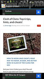 clash of clans cheats hacks