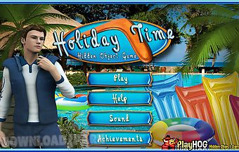 Free hidden object game - holida..