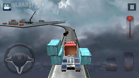 hill climb truck challenge