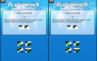 Iq test english