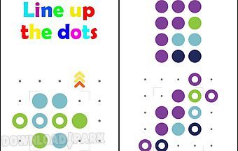 Line up the dots