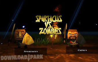 Spartacus vs. zombies
