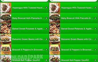 Vegetables recipes