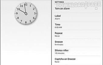 Alarm clock manager