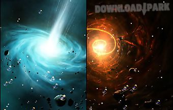 Black hole by chiefwallpapers