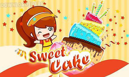 cake: cooking games