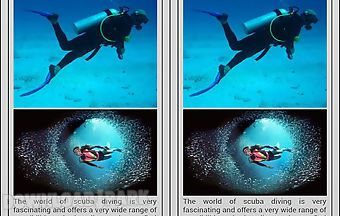 Diving guide for women