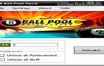 Eight ball pool hack tool