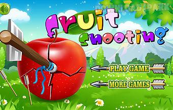 Fruit shoot-shoot apple