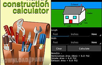 Handy сonstruction сalculators