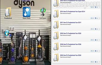 How to fix your dyson