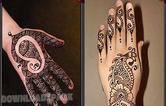 Mehndi designs bridal mehandi