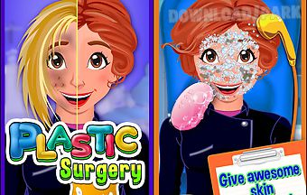 Plastic surgery beauty doctor
