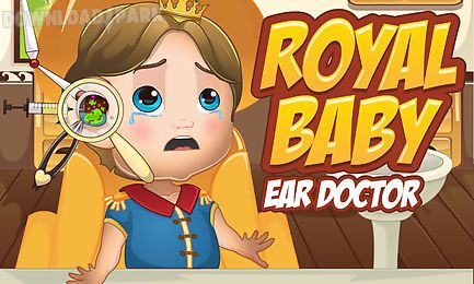 royal baby ear doctor