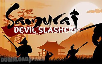Samurai: devil slasher