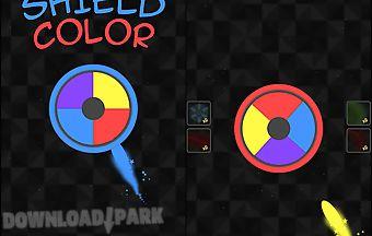 Shield color