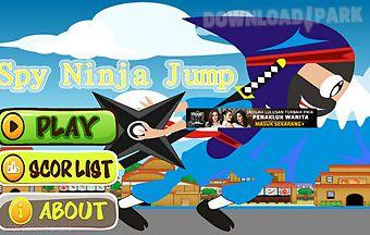 Spy ninja jump