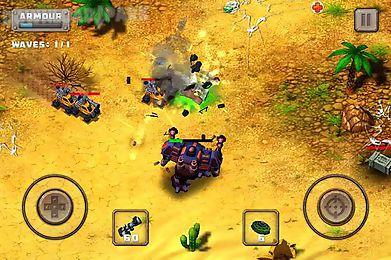 steel mayhem: battle commander