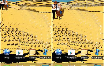 Tintin live wallpaper