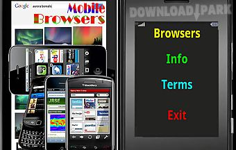 Top phone browsers