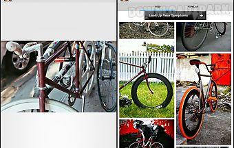 Wallpaper bike