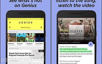 Genius — song lyrics & more
