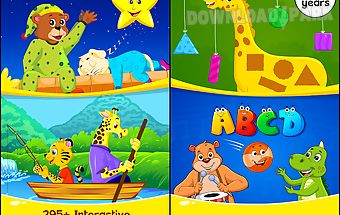 Nursery rhymes & kids games