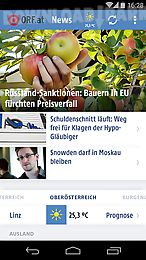 orf.at news