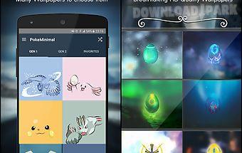 Pokeminimal wallpapers