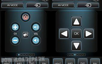 Sharp smart remote +