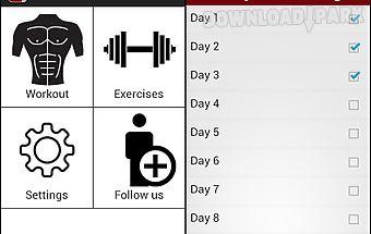 30 day arm challenge free