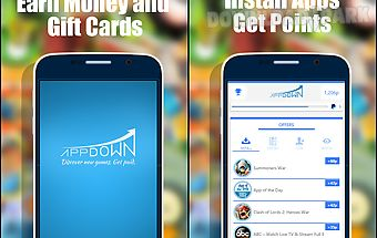 Appdown - rewards & gift cards